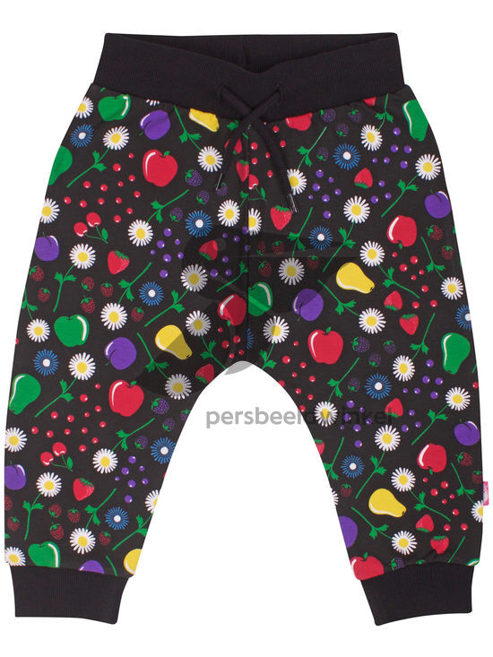 Pants Fruity Black