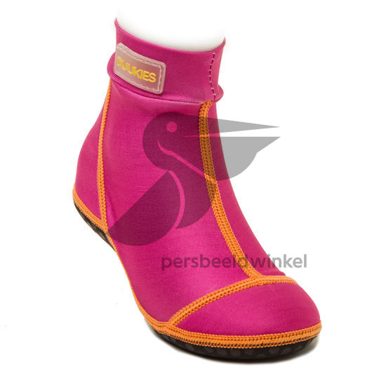 Beachsock fuchsia fuchsia orange