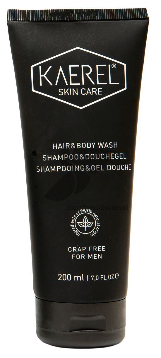 Wash Away Hair+Body