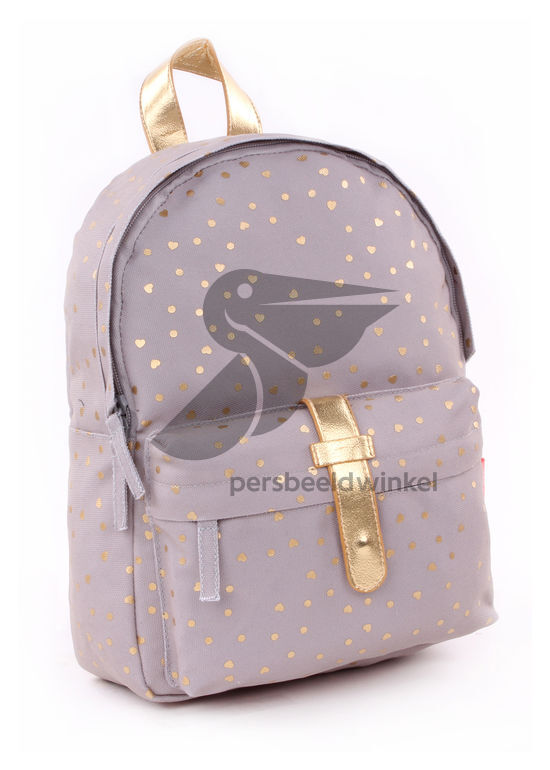 Rugzakje Gold Rush Light Grey