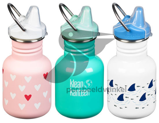 RVS Tuitbeker Kid Kanteen Sippy 355 ml