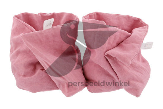Warmtesjaals ECO roze