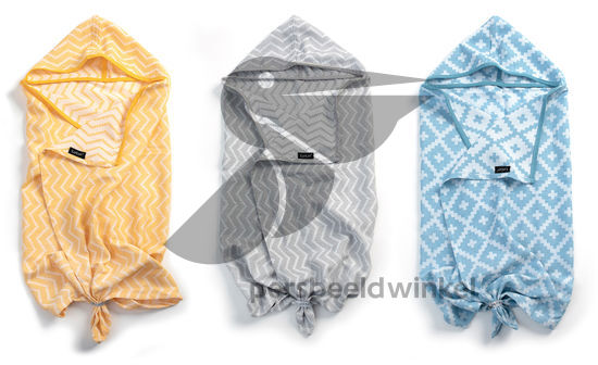 Blenker Hooded Towel - All
