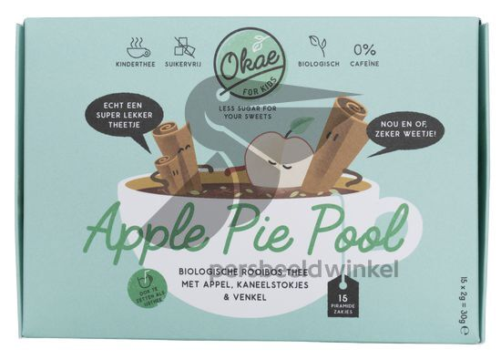 Apple Pie Pool - Voorkant