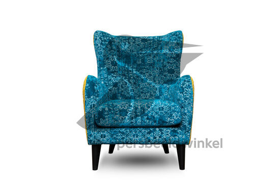 Moorfauteuil blue chiq