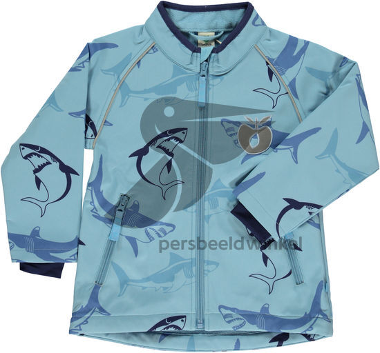 Spring Jacket Sharks Air Blue