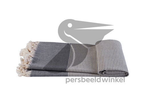 Hamamdoek Traveler - Dark grey
