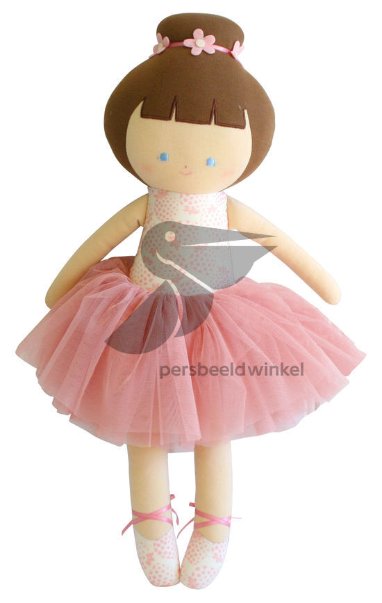 Big Ballerina Strawberry Ivory