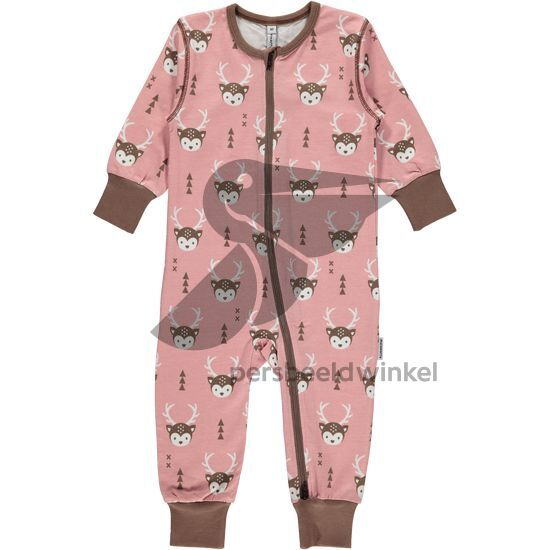 Maxomorra Jumpsuit Deer